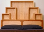 Bo Bed - headboard