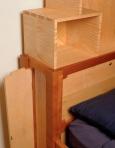 Bo Bed - storage