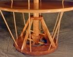 da Vinci Table - detail