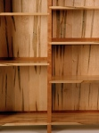 Delaney Bookcase - detail