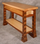 Franco Console Table - side