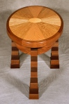 Franco Ellipse Table - end